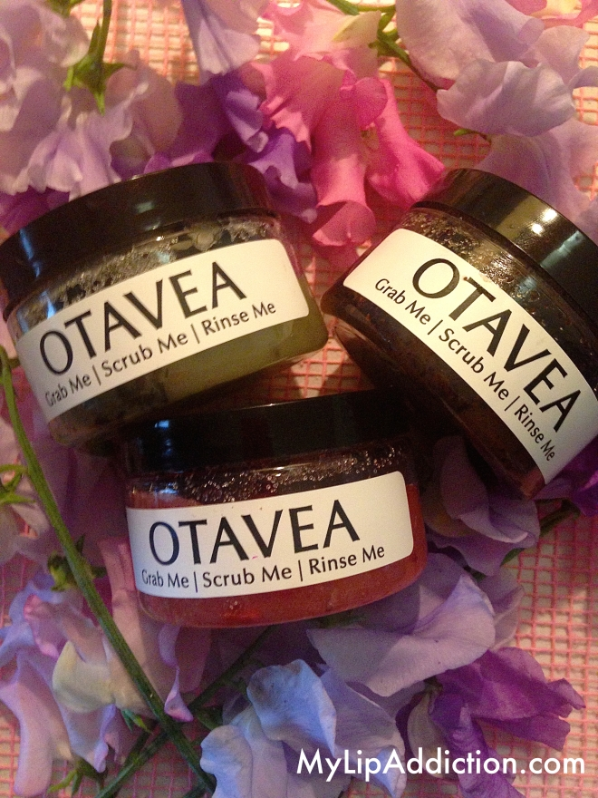 Otavea Body scrubs