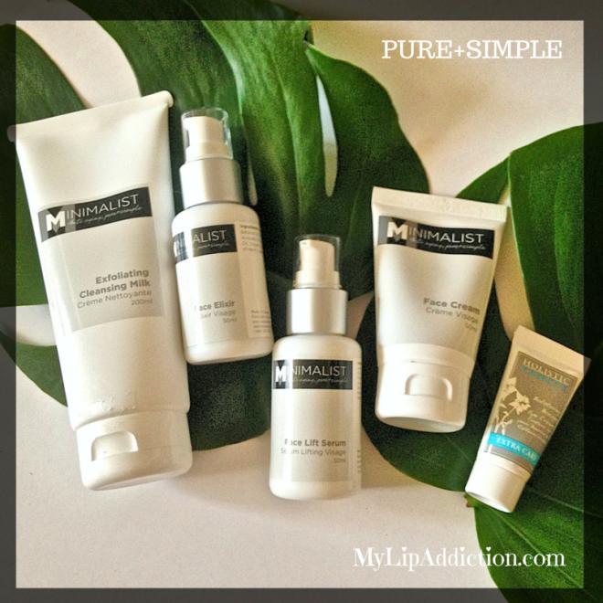 Pure + Simple MyLipAddiction.com