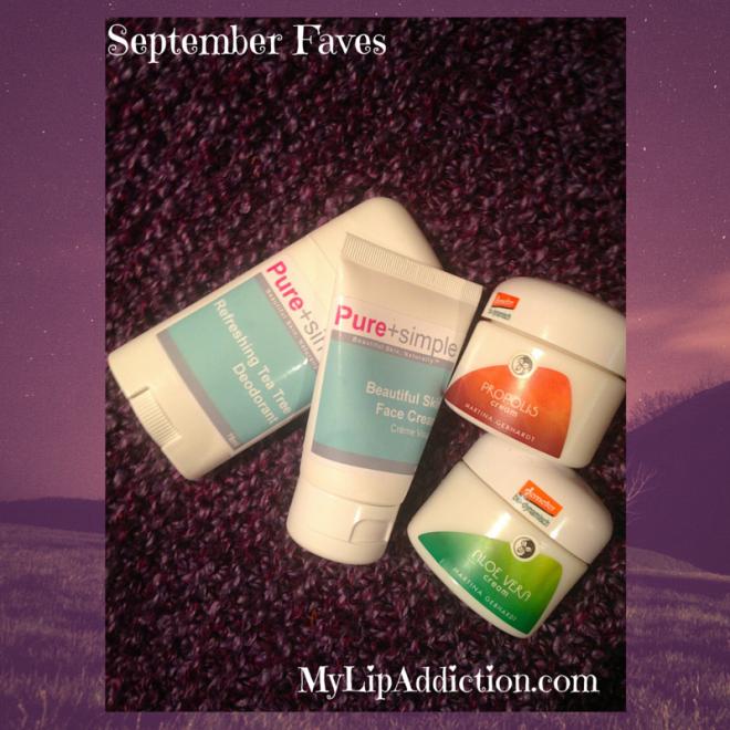 September Faves