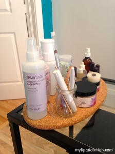 some of the products they use