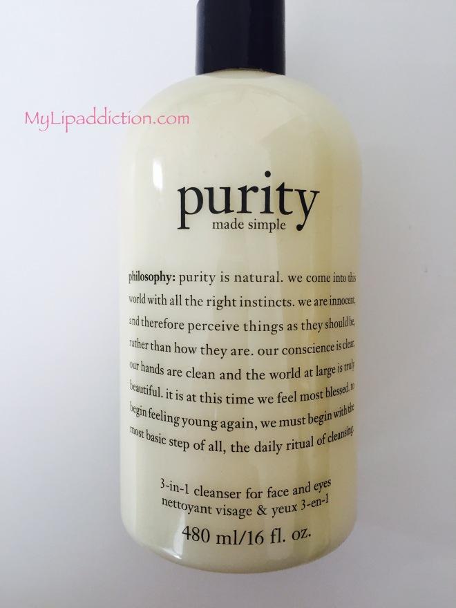 purity philosophy mylipaddiction.com