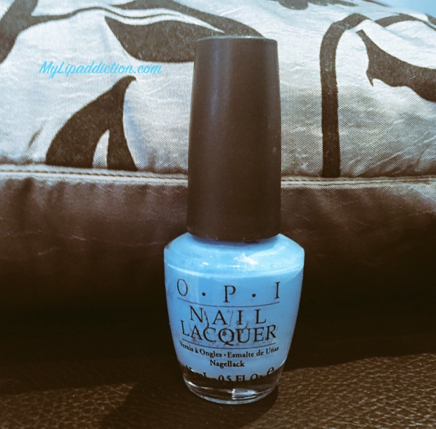 No room for the blues - OPI