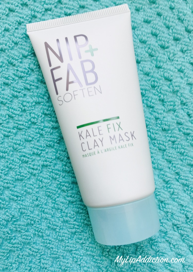 KALE fix Clay Mask Nip + Fab Mylipaddiction.com