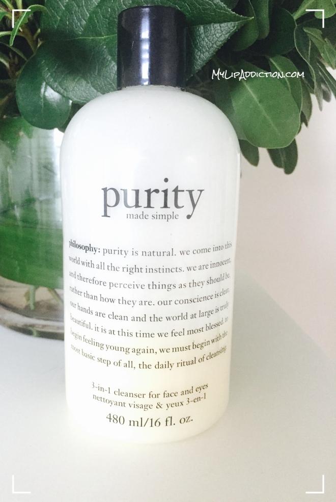 purity made simple - Philosophy - MyLipaddiction.com