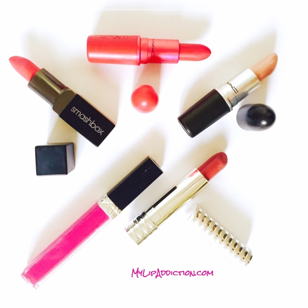 5 For Lips Spring 2016 - MyLipaddiction.com