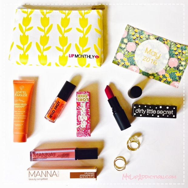 Lip Monthly Bag - MyLipaddiction.com