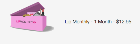 Lip Monthly Everything Lips