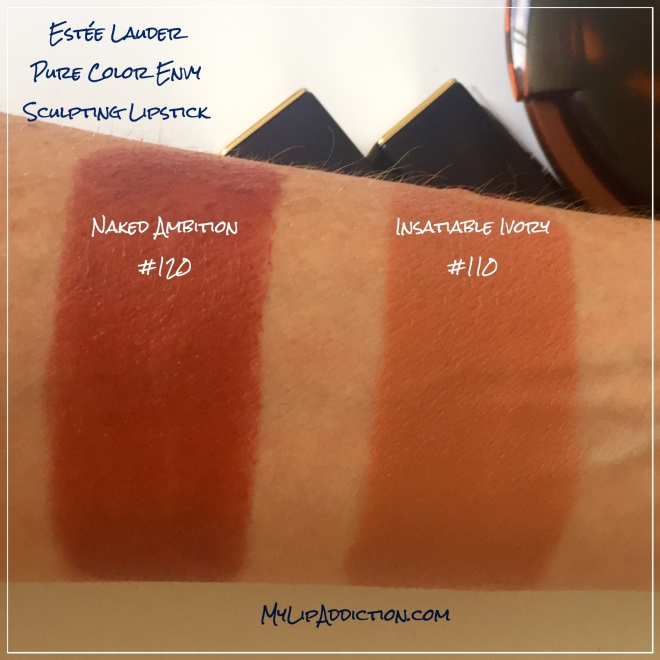Estée Lauder Pure Color Envy Sculpting Lipstick -