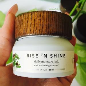 Rise 'n Shine Daily Moisture Lock - FARMACY mylipaddiction.com