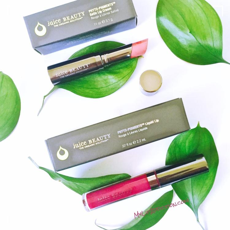 Juice Beauty Lips - MyLipAddiction.com