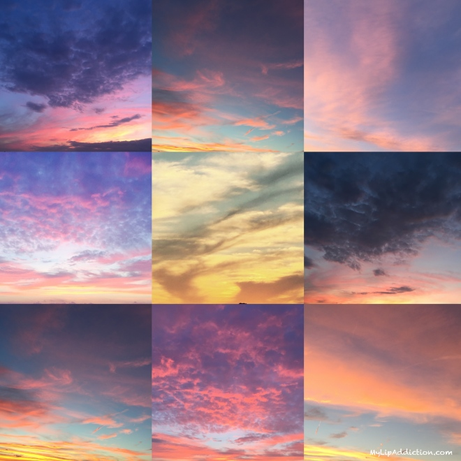 Sunsets MyLipAddiction.com
