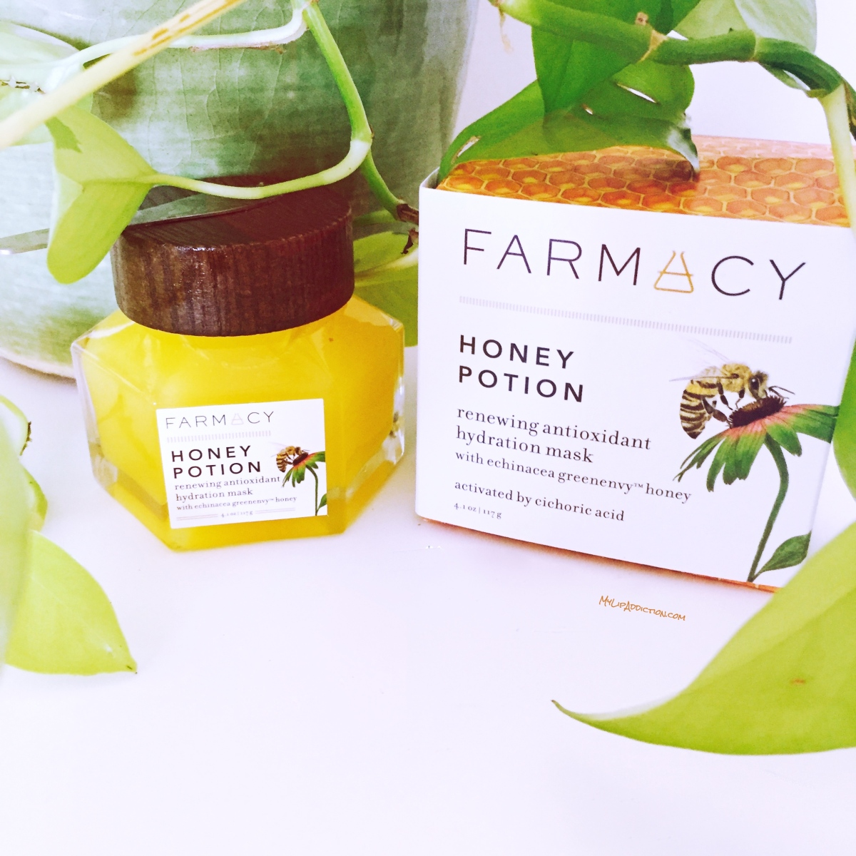 Farmacy Beauty- Honey Potion - A Review - MyLipAddiction.com
