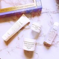 Holiday Unboxing - Fresh - Rose Skincare Ritual & Sugar Lip power couple - MyLipAddiction.com