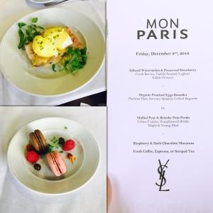 MLA Menu Mon Paris