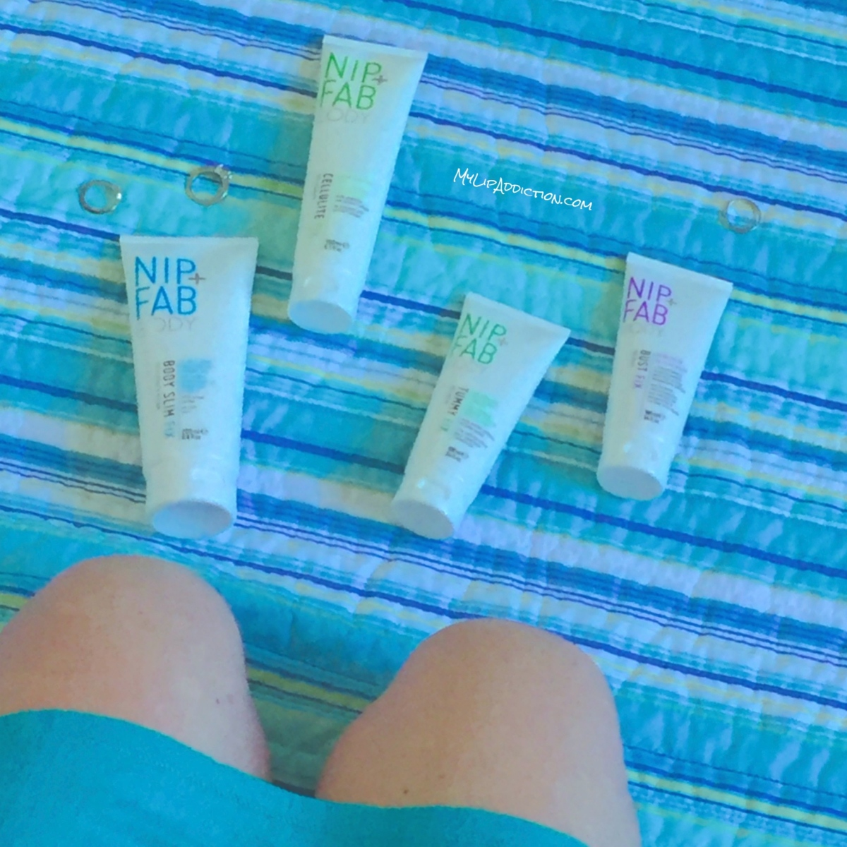 Nip+Fab New Body Care Line - A Review - MyLipAddiction.com