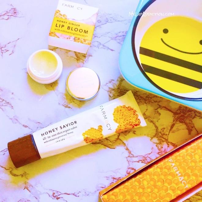 Honey Ginger Lip Bloom - Farmacy - MyLipaddiction.com .jpg