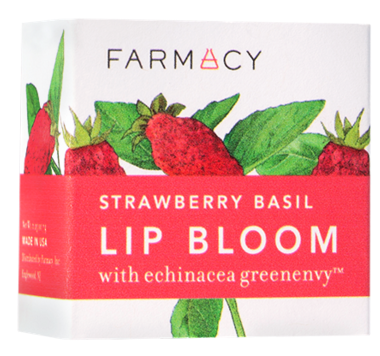 STRAWBERRY BASIL LIP BLOOM • Farmacy Beauty.png