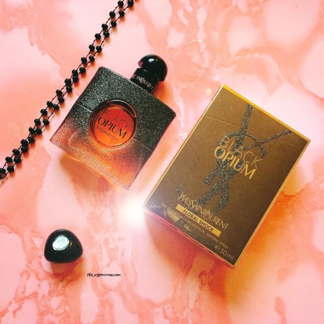Black Opium Floral Shock YSL - MyLipAddiction.com .jpg