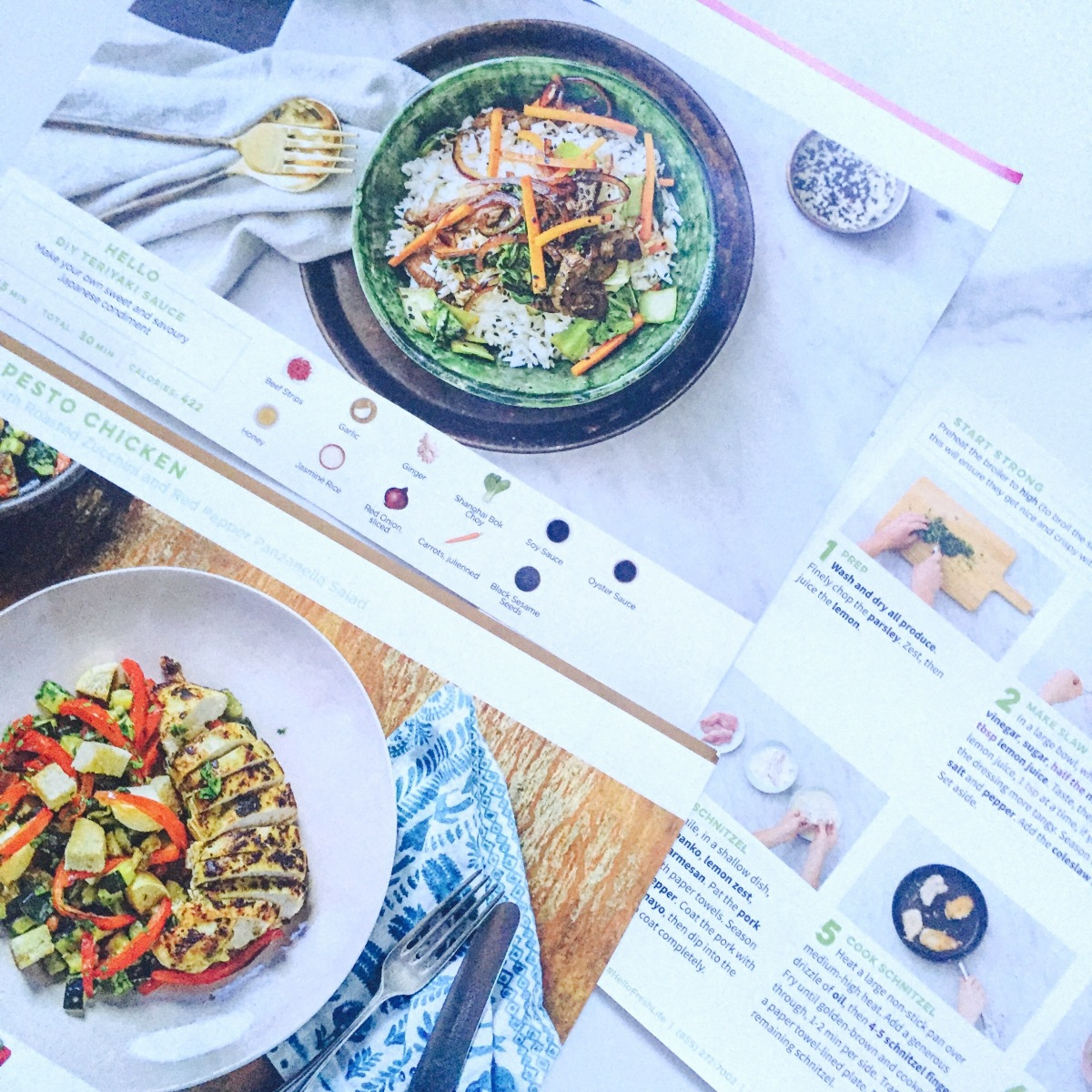 My HelloFresh Experience - Lifestyle