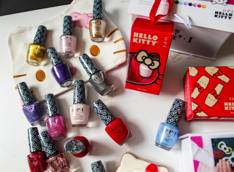 OPI Hello Kitty 2019
